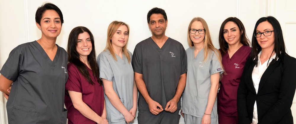 Welcome to Bloom & Gonsai Dental   Preventative, Aesthetic and Restorative dentistry. 29 Weymouth Street, London, W1G 7D   CALL    020 3747 4300     Book a Consultation