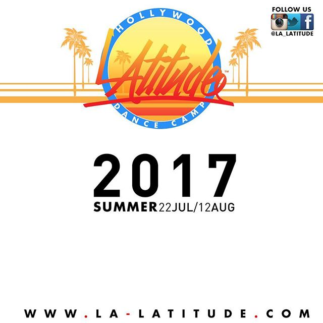 #summerseventeen edition is here! We will be sharing the journey of 12 dancers from all over the world.  Follow their journey for the next 21 days filled with movement, inspiration, growth and simply sharing the love of dance. Stay tuned!! Day 1 kicking off!! . #LAtitudecamp #SummerCamp #hollywooddancecamp #followyourdreams