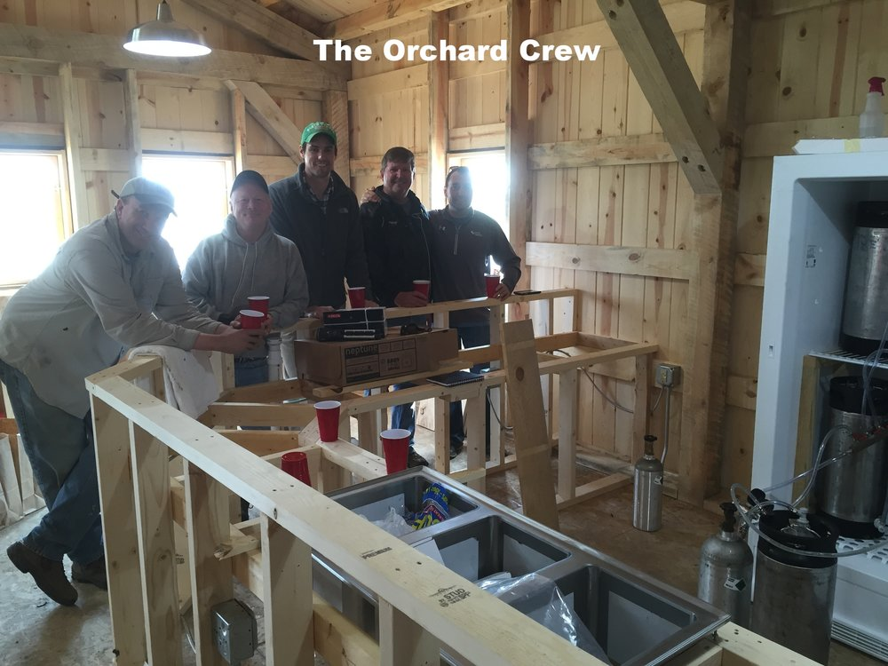 The Orchard Crew