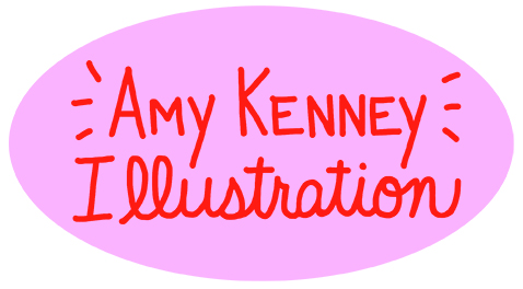 Amy Kenney Illustration