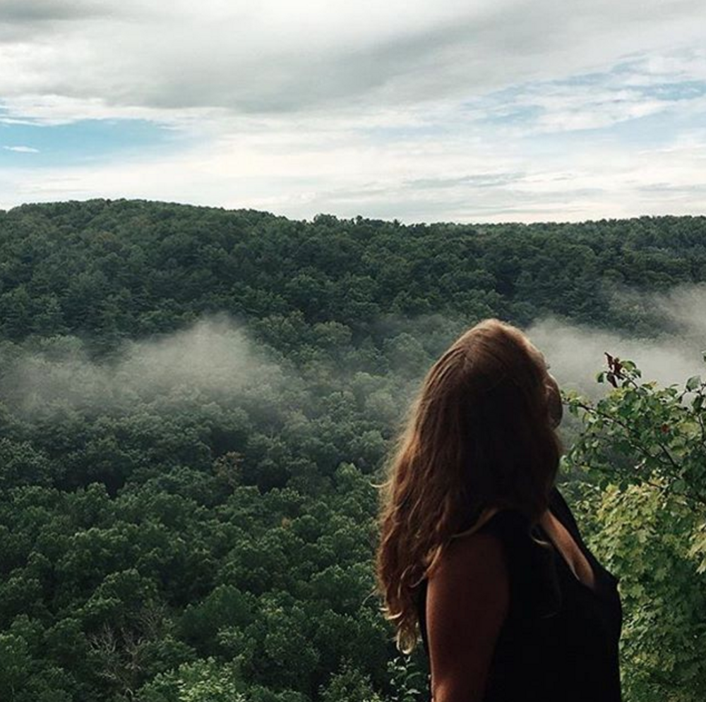 Photo by @bethanyblins at Mohican State Park in Loudonville, Ohio