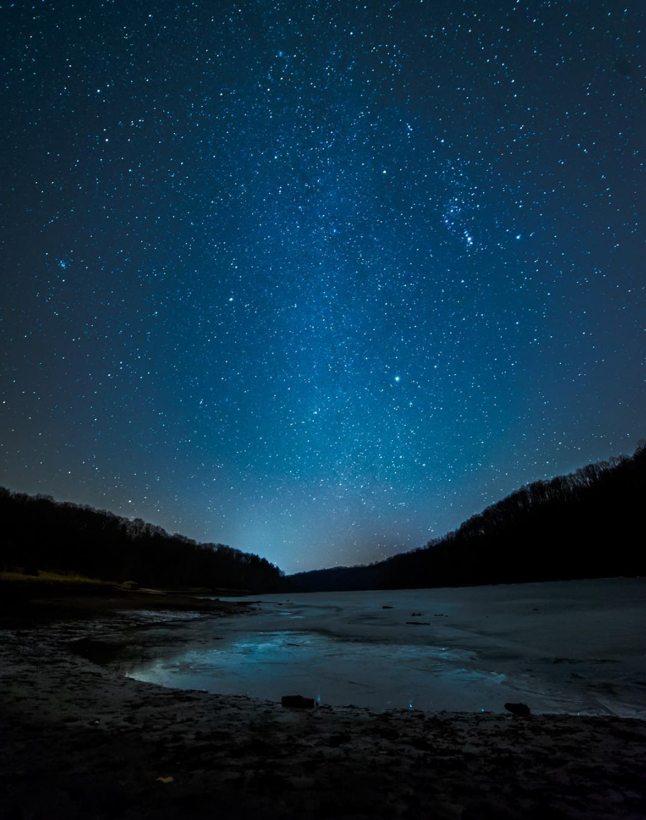 Photo by   @nickclemens_  at Strouds Run State Park in Athens, Ohio