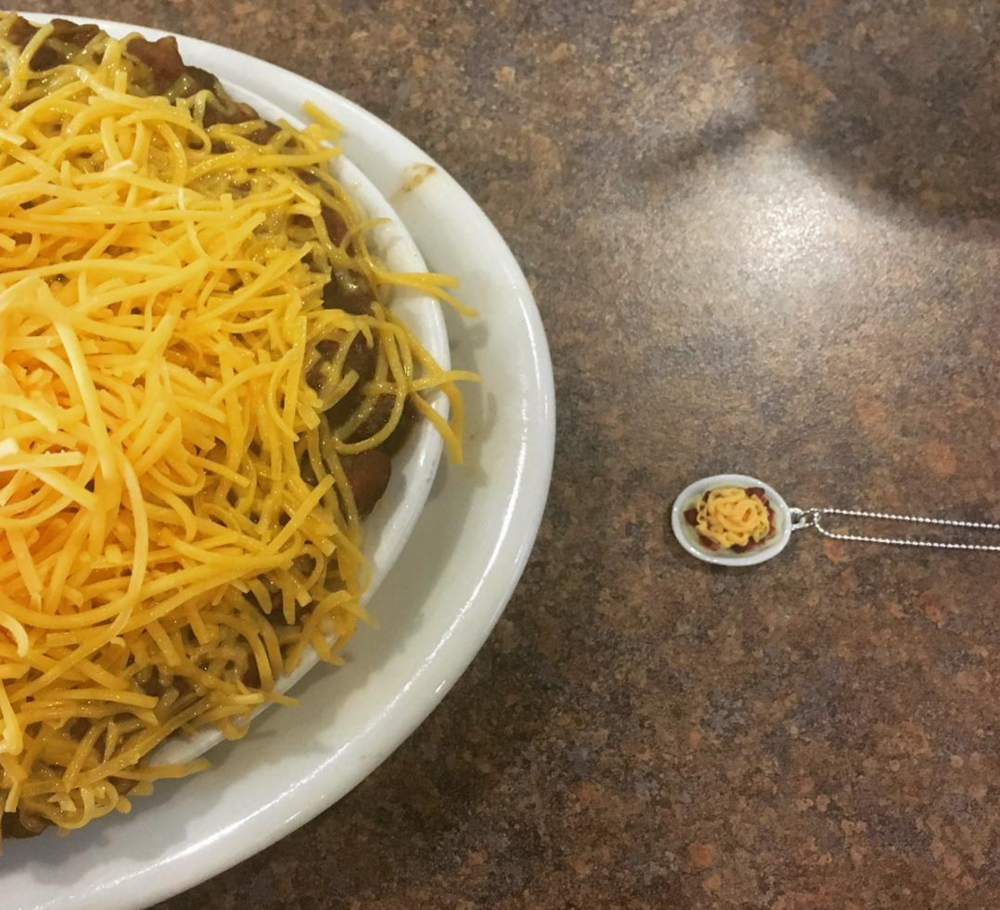 Photo by  @OhioExplored  at Skyline Chili in Oakley