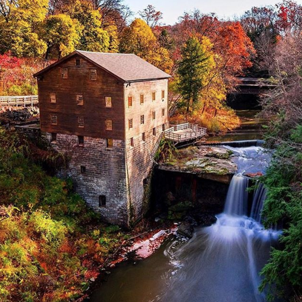 Photo by @royal_imagery at Lanterman's Mill