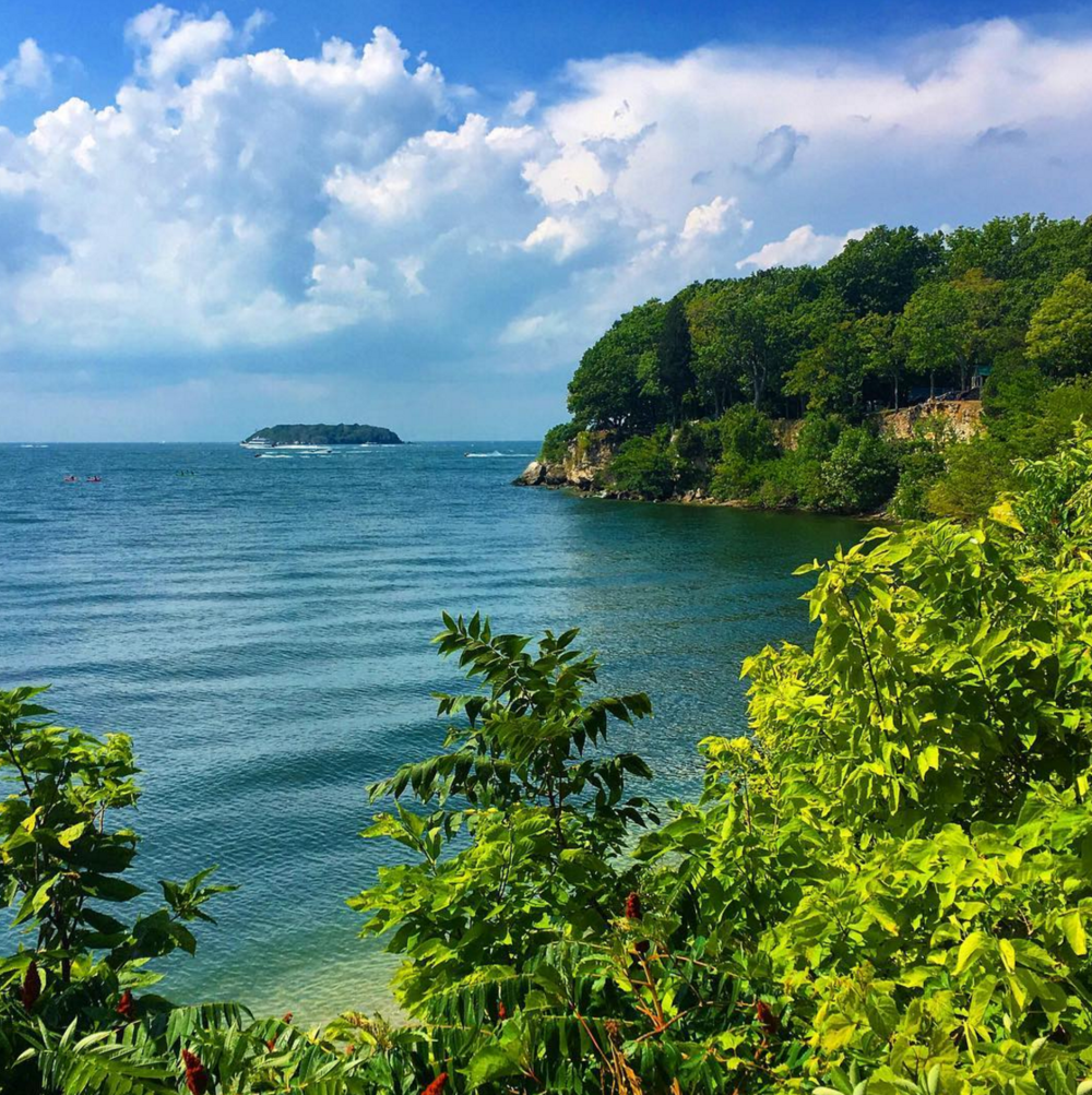 Photo by @wvgirlinthe216 on South Bass Island in Put-in-Bay, Ohio!