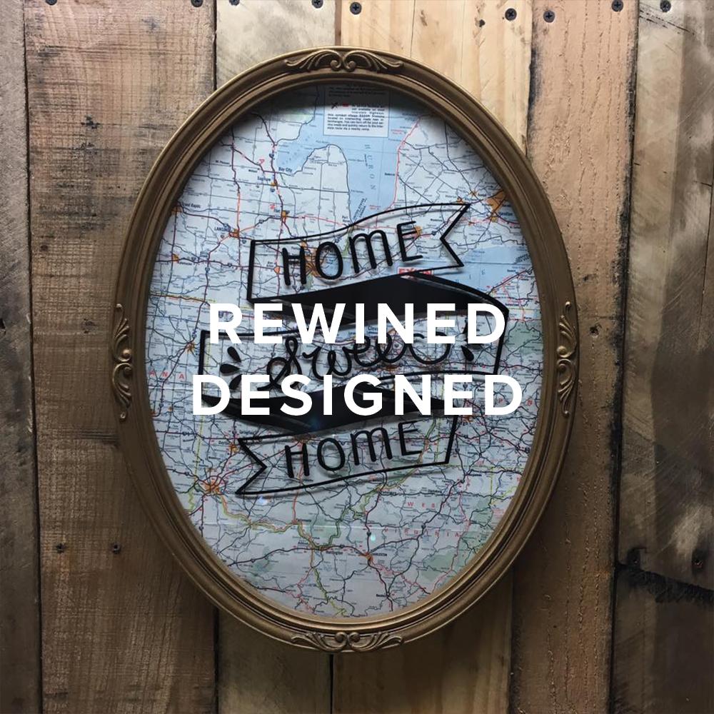 Rewined Designed