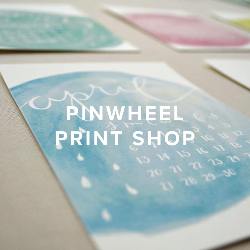 Pinwheel Print Shop