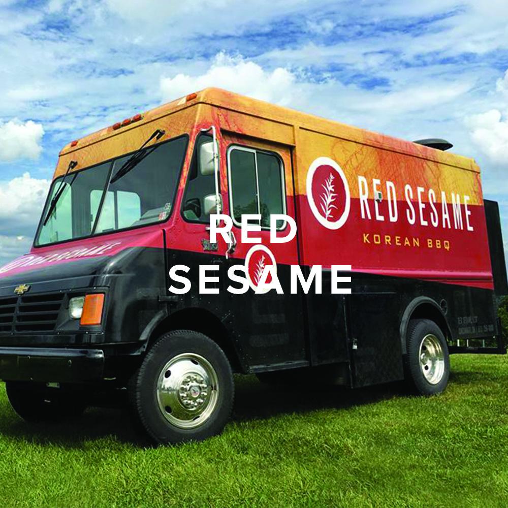 Red Sesame BBQ