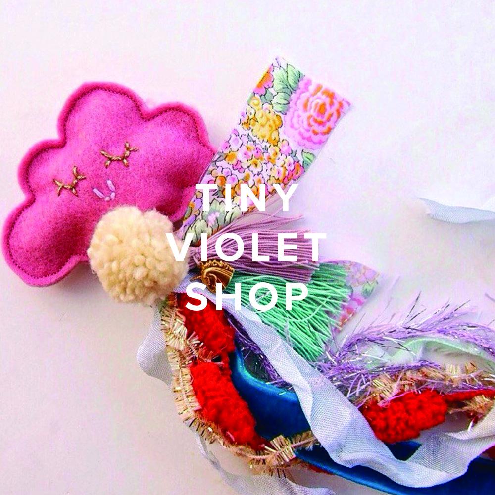 Tiny Violet Shop