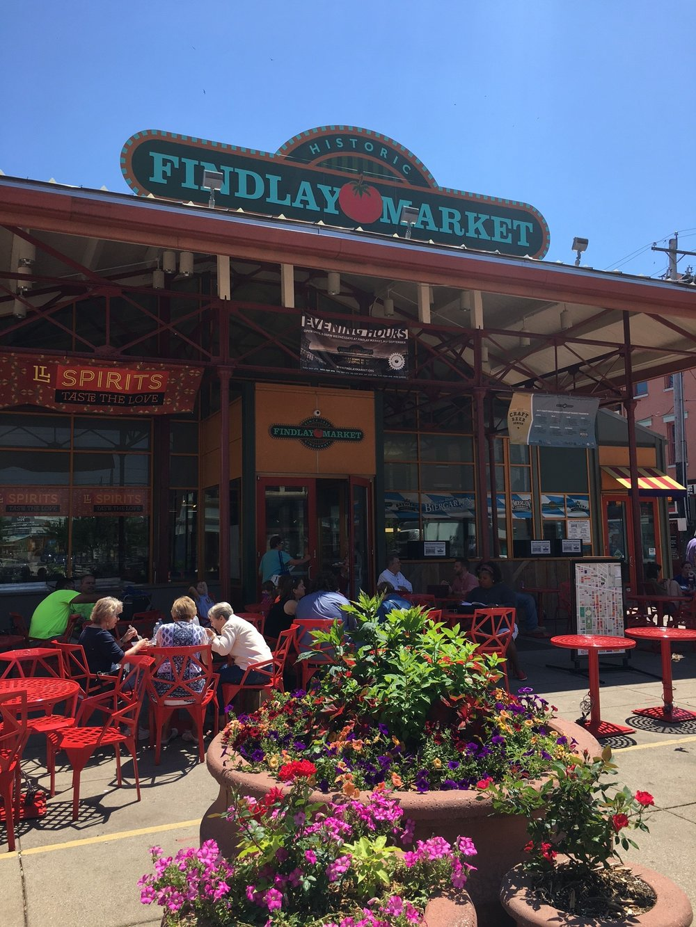 Findlay Market Ohio