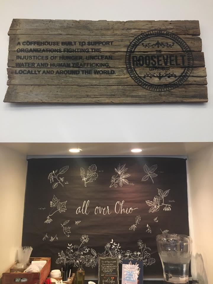 Roosevelt Coffee Columbus