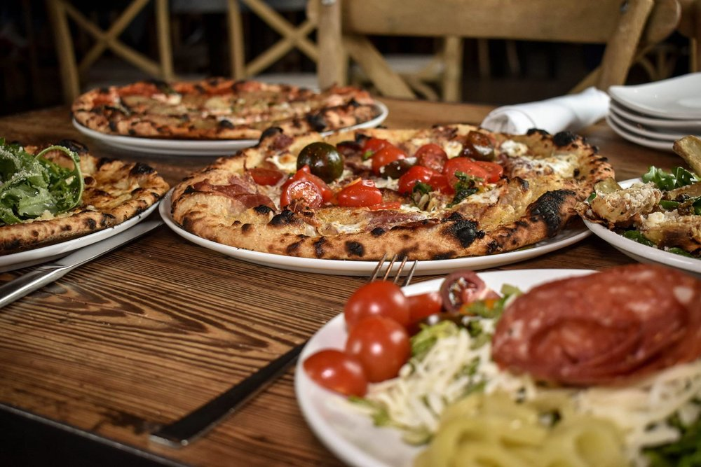Photo by  3 Palms Pizzeria  in Hudson, Ohio