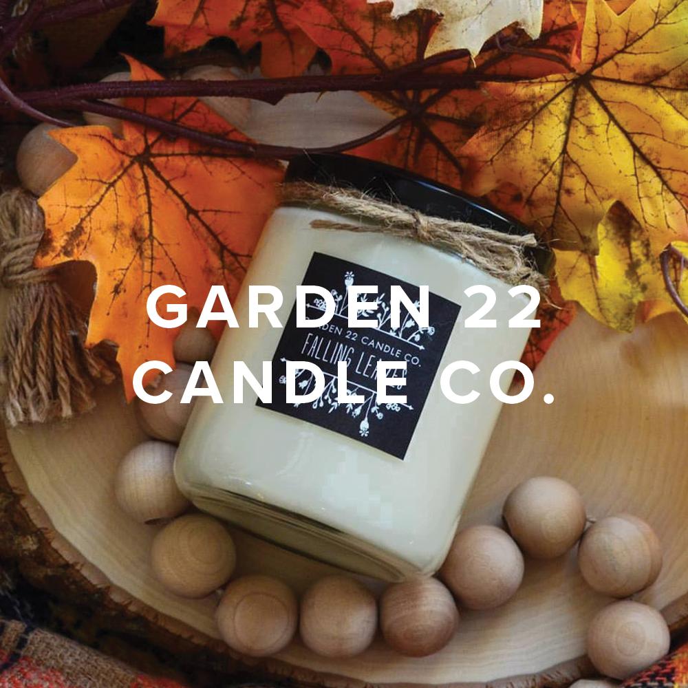 Garden 22 Candle Co