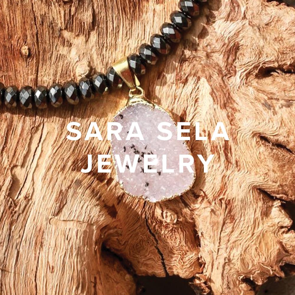 Sara Sela Jewelry