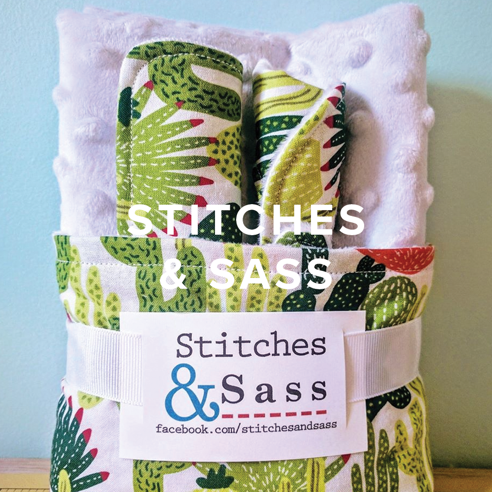 Stitches & Sass