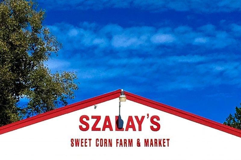 Szalay's Sweet Corn Farm Market Cleveland