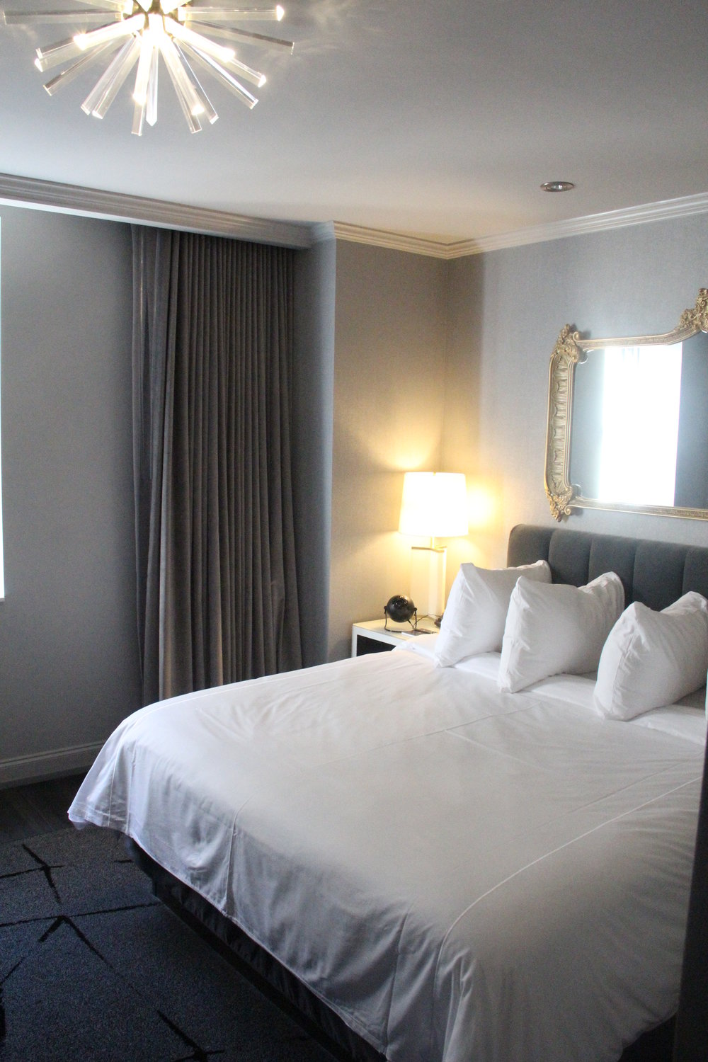 Hotel LeVeque Room Columbus Ohio