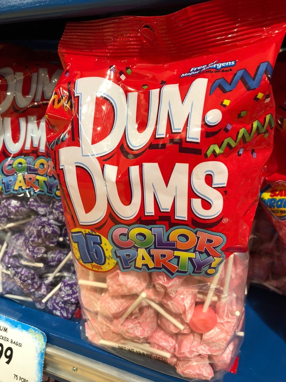 Dum Dums Made in Ohio