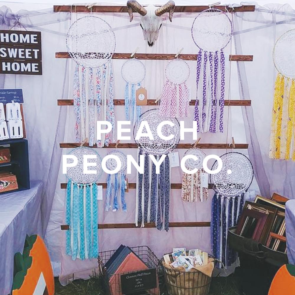 Peach Peony Co