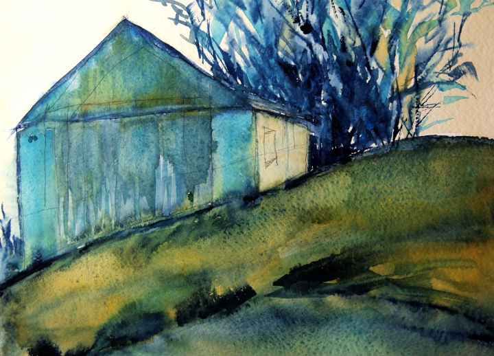 Amy Byrce Watercolors