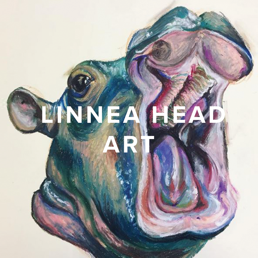 Linnea Head Art