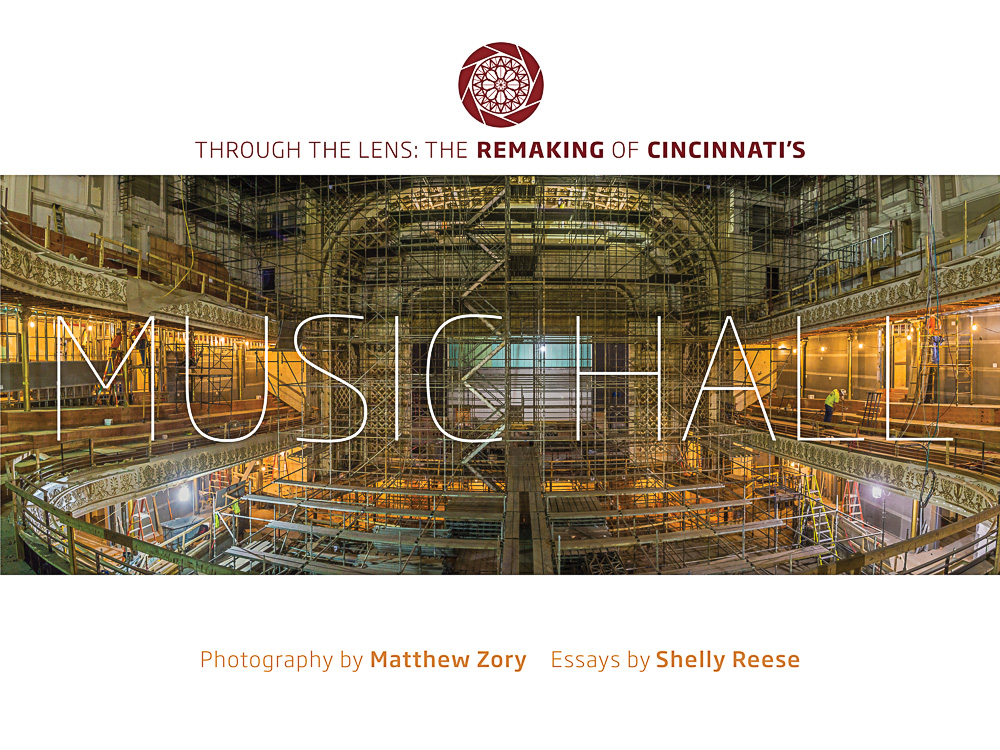 Matthew Zory Photography Cincinnati Music Hall Renovation Thru The Lens