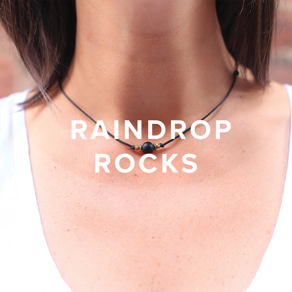 Raindrop Rocks