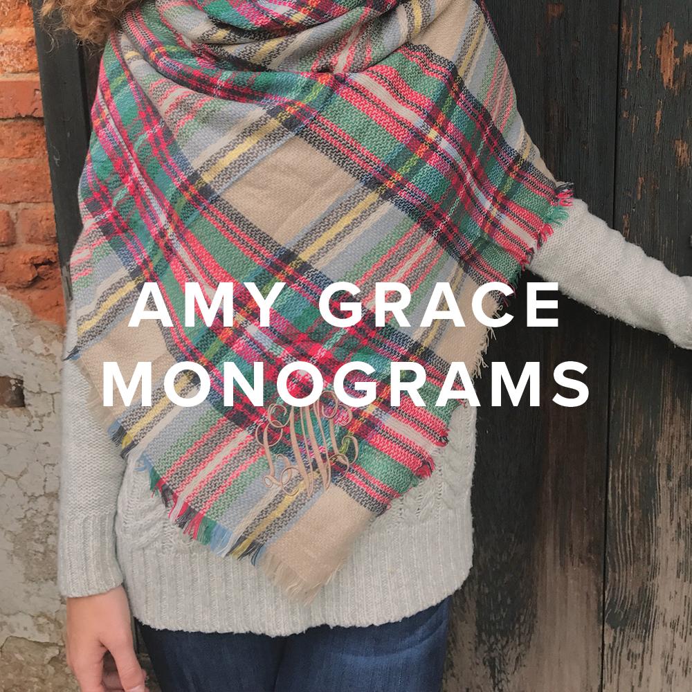 Amy Grace Monograms