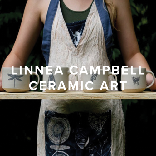 Linnea Campbell Ceramic Art