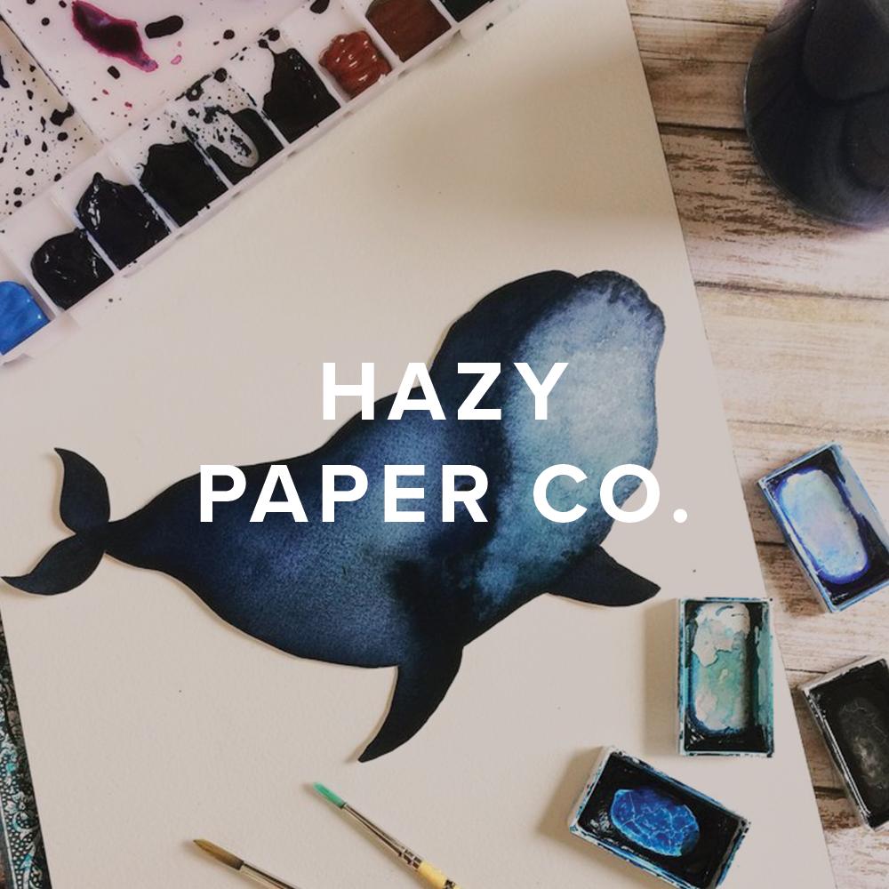 Hazy Paper Co.