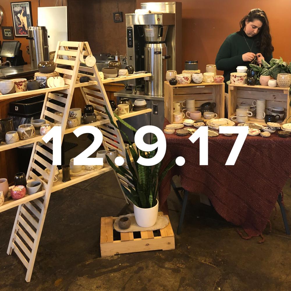 Ohio Explored Mini Holiday Market