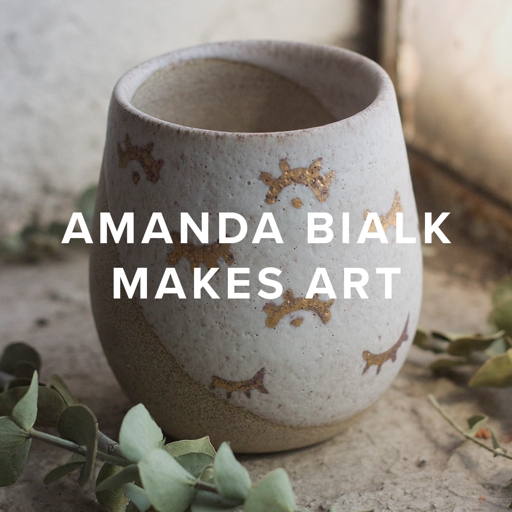 Amanda Bialk Makes Art