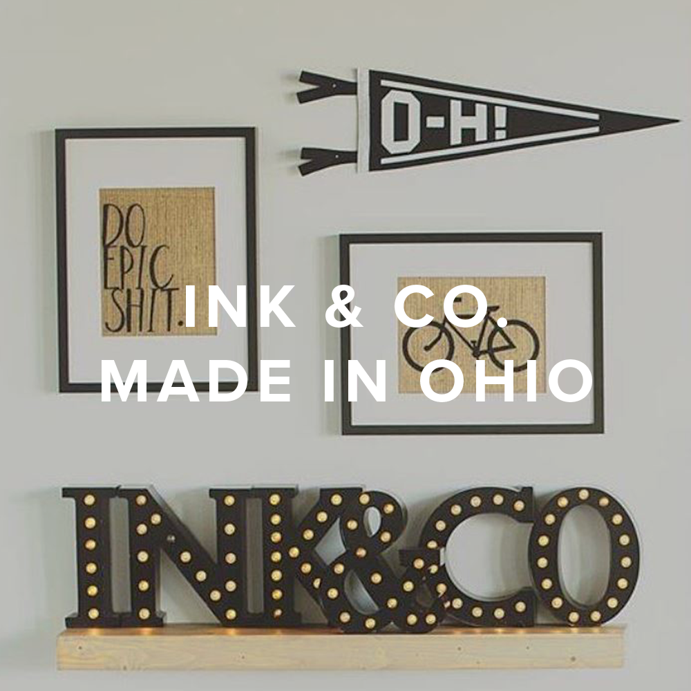 Ink & Co Made In Ohio