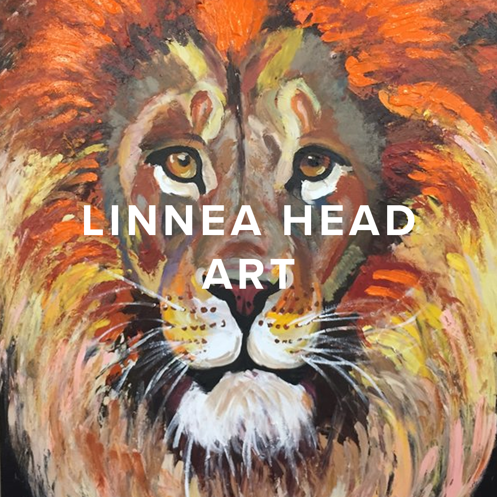 Linnea Head Art