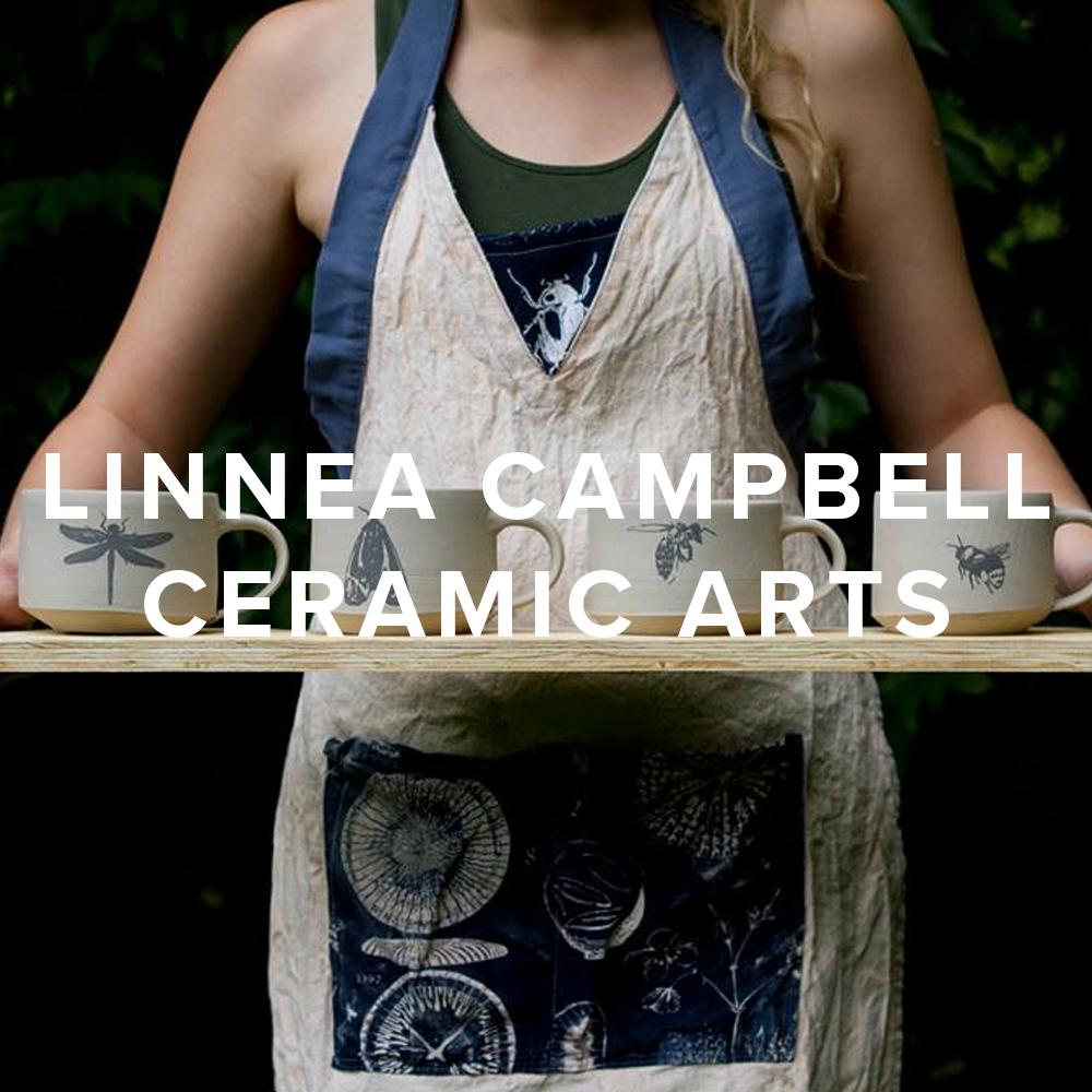 Linnea Campbell Ceramic Art