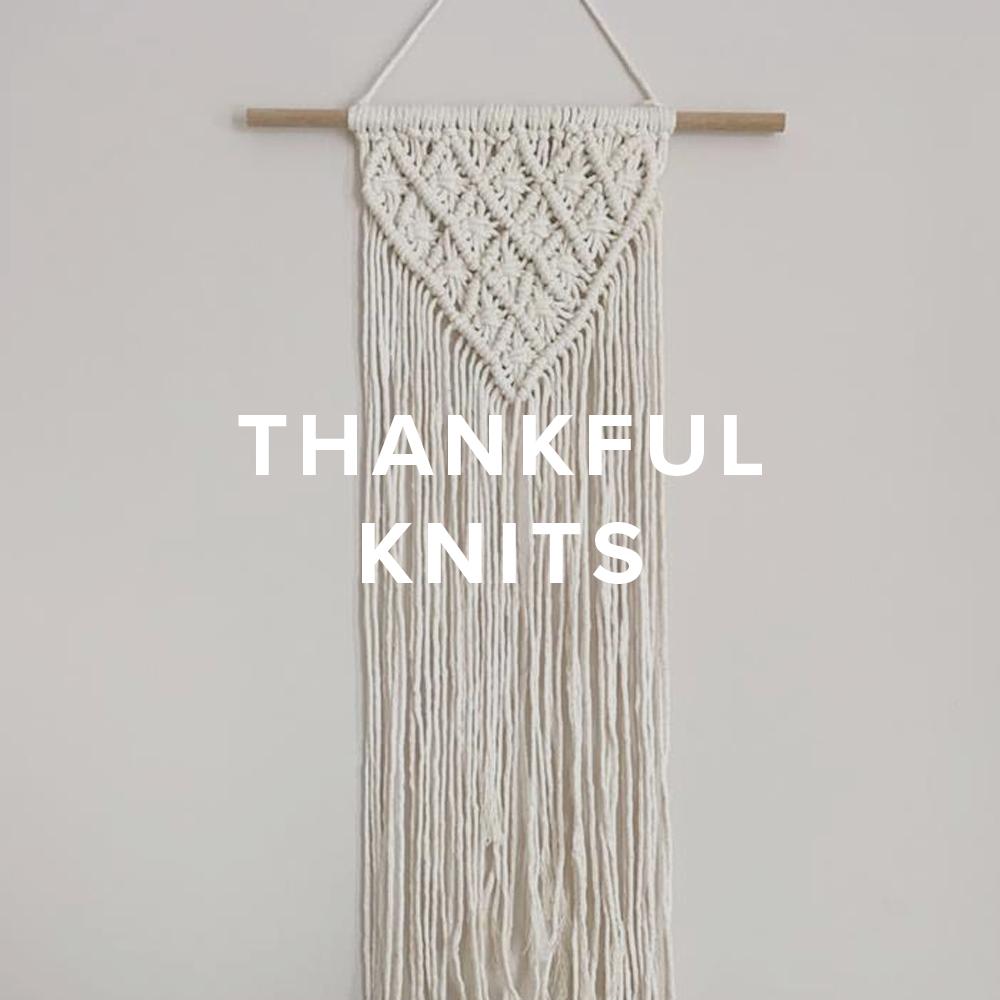 Thankful Knits
