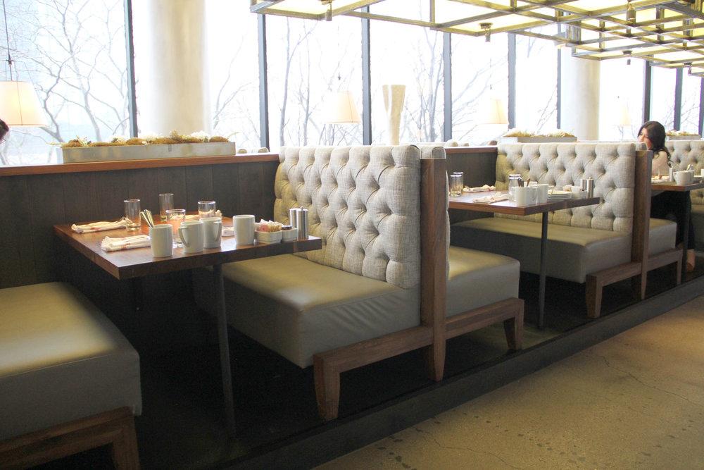 Toledo Hotel Restaurant