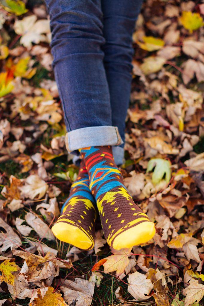 Keep It Simple Socks Ohio