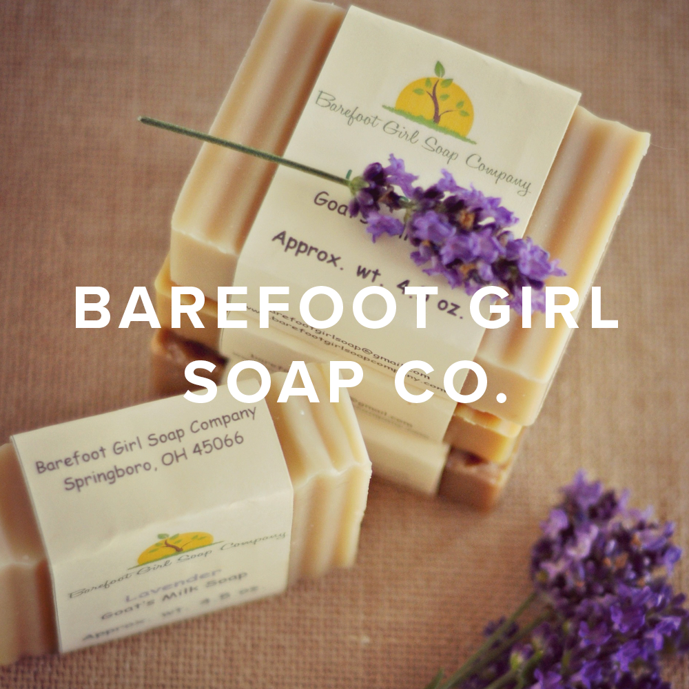 Copy of Barefoot Girl Soap