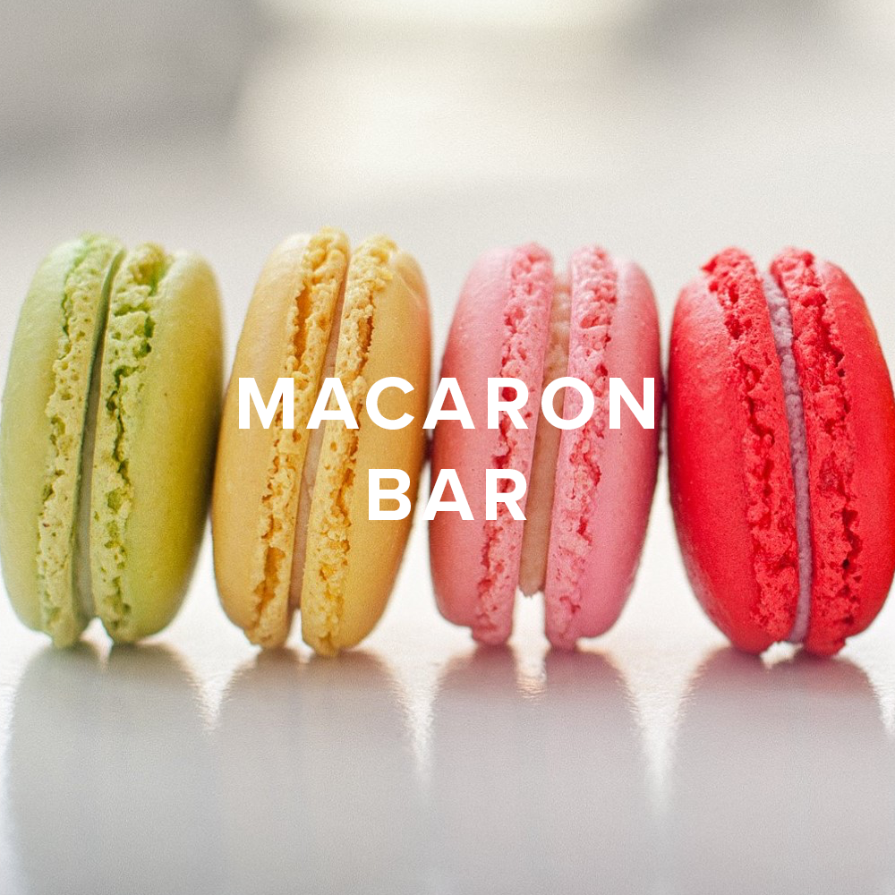 Copy of Macaron Bar