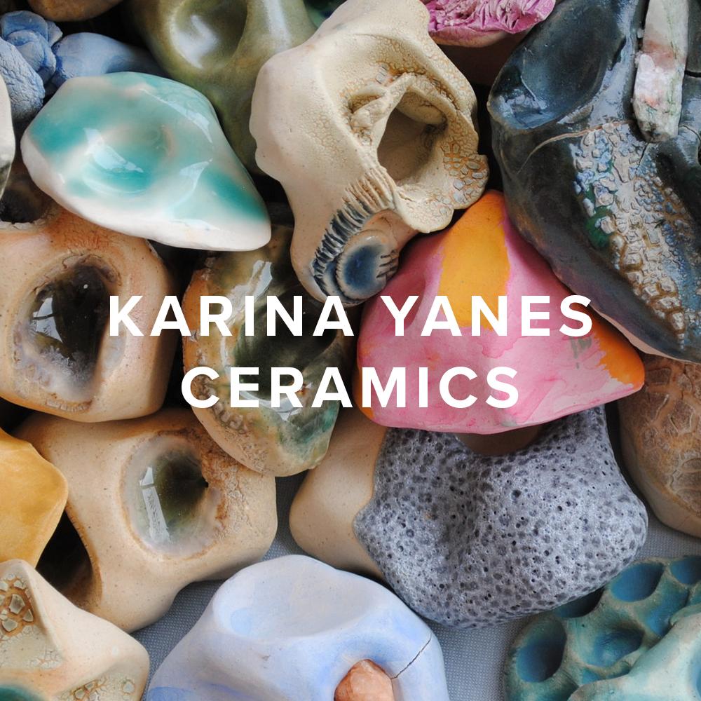 Karina Yanes Ceramics
