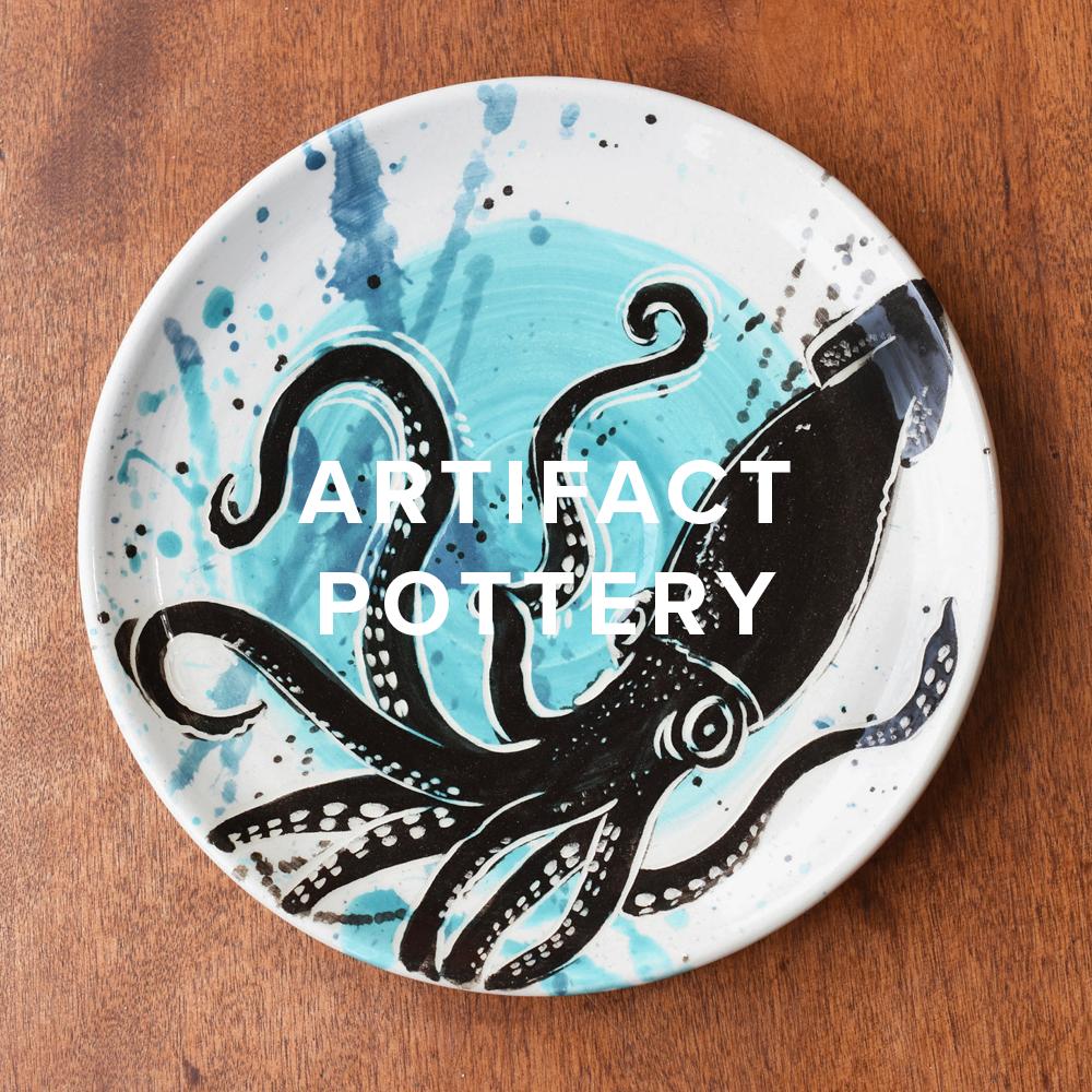 Artifact Pottery