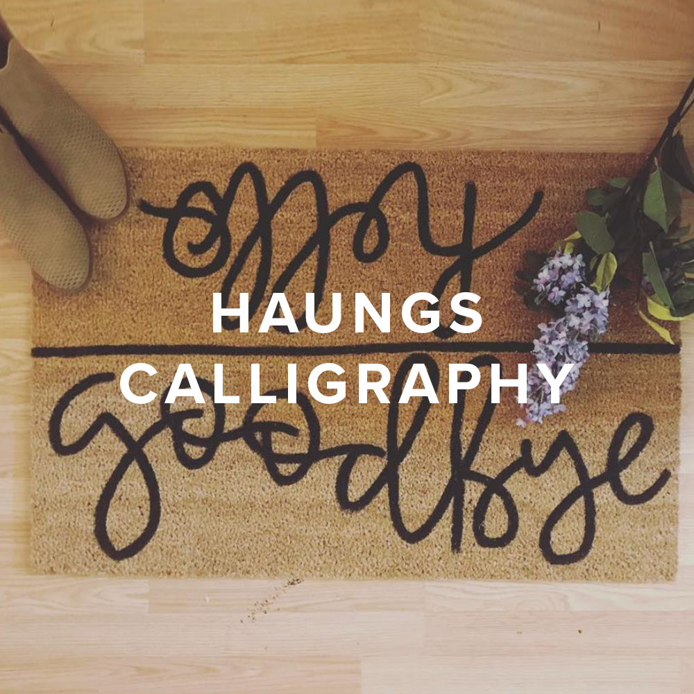 Haungs Calligraphy