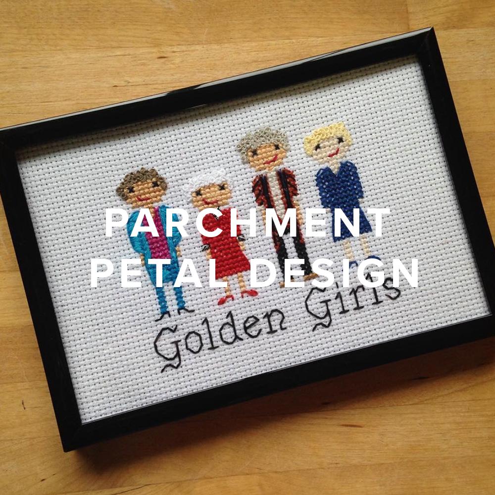Parchment Petal Designs