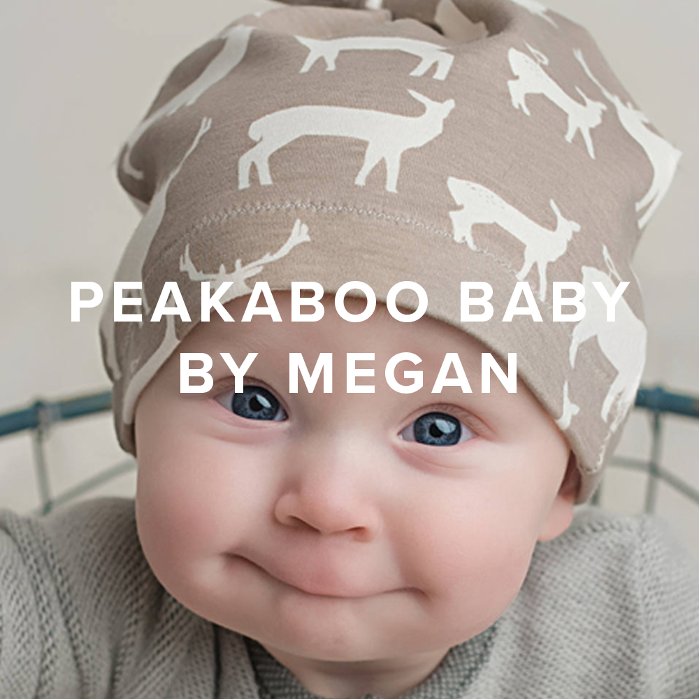 Peakaboo Baby by Megan