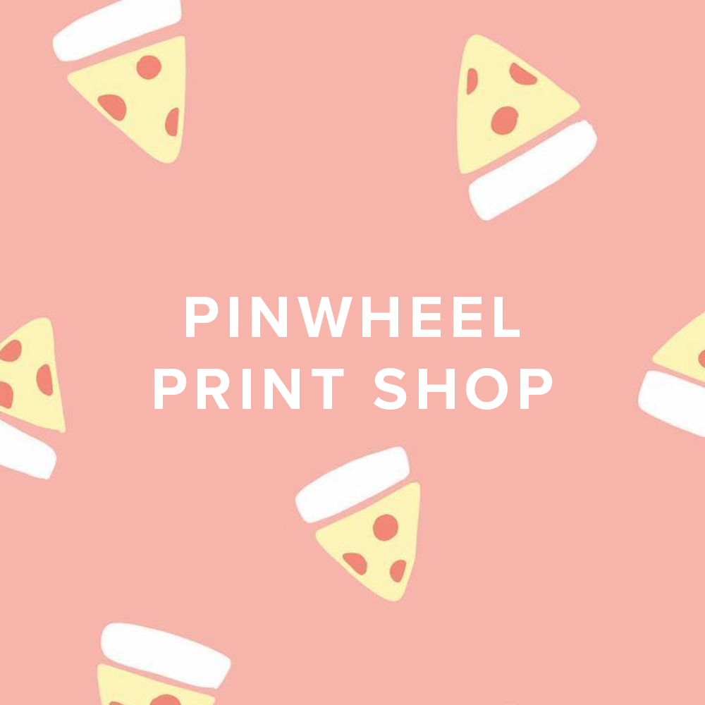 Pinwheel Print Press