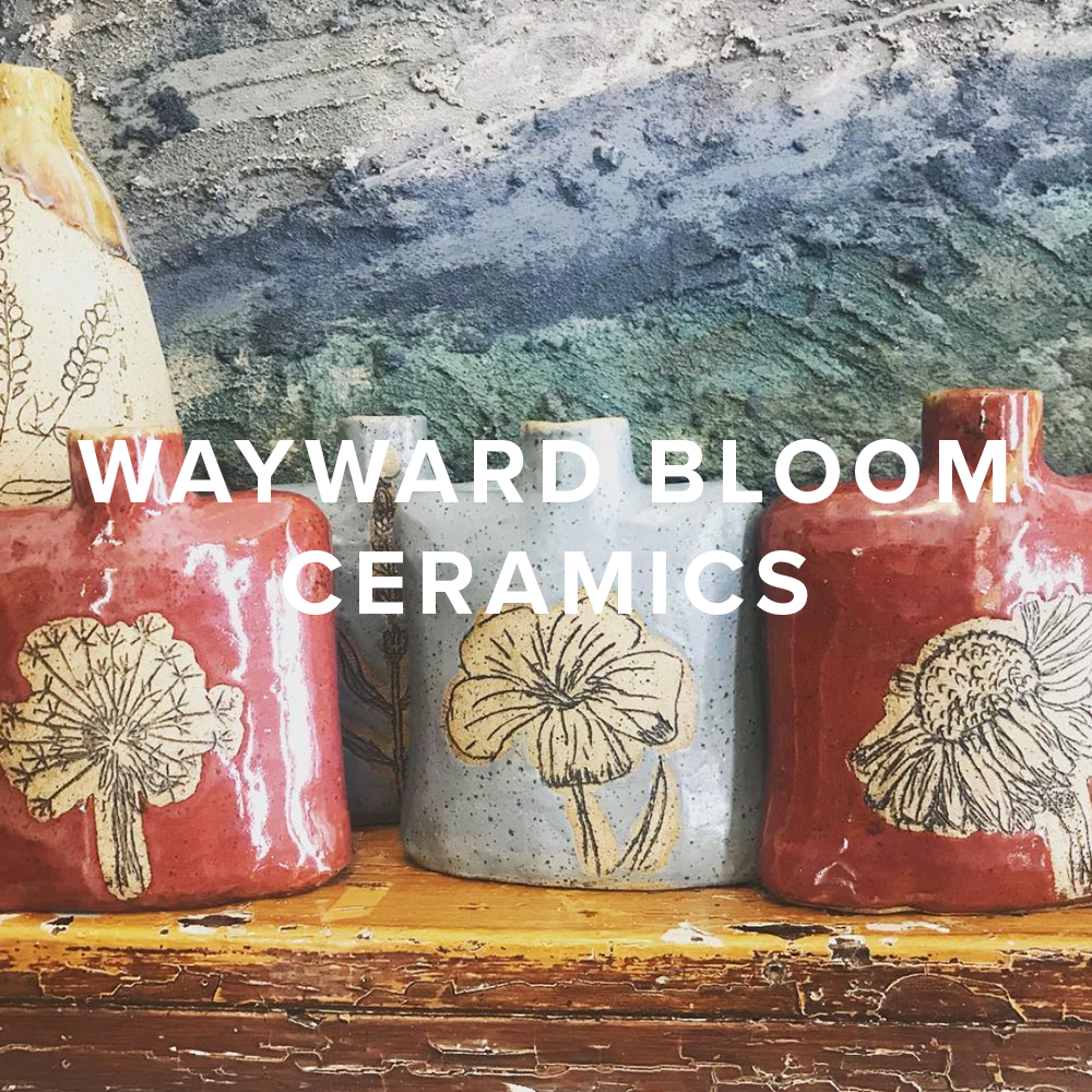 Wayward Bloom Ceramics