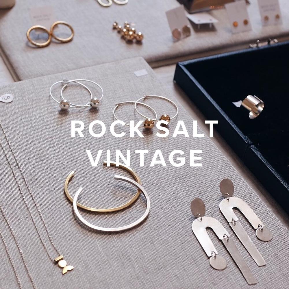Rock Salt Vintage