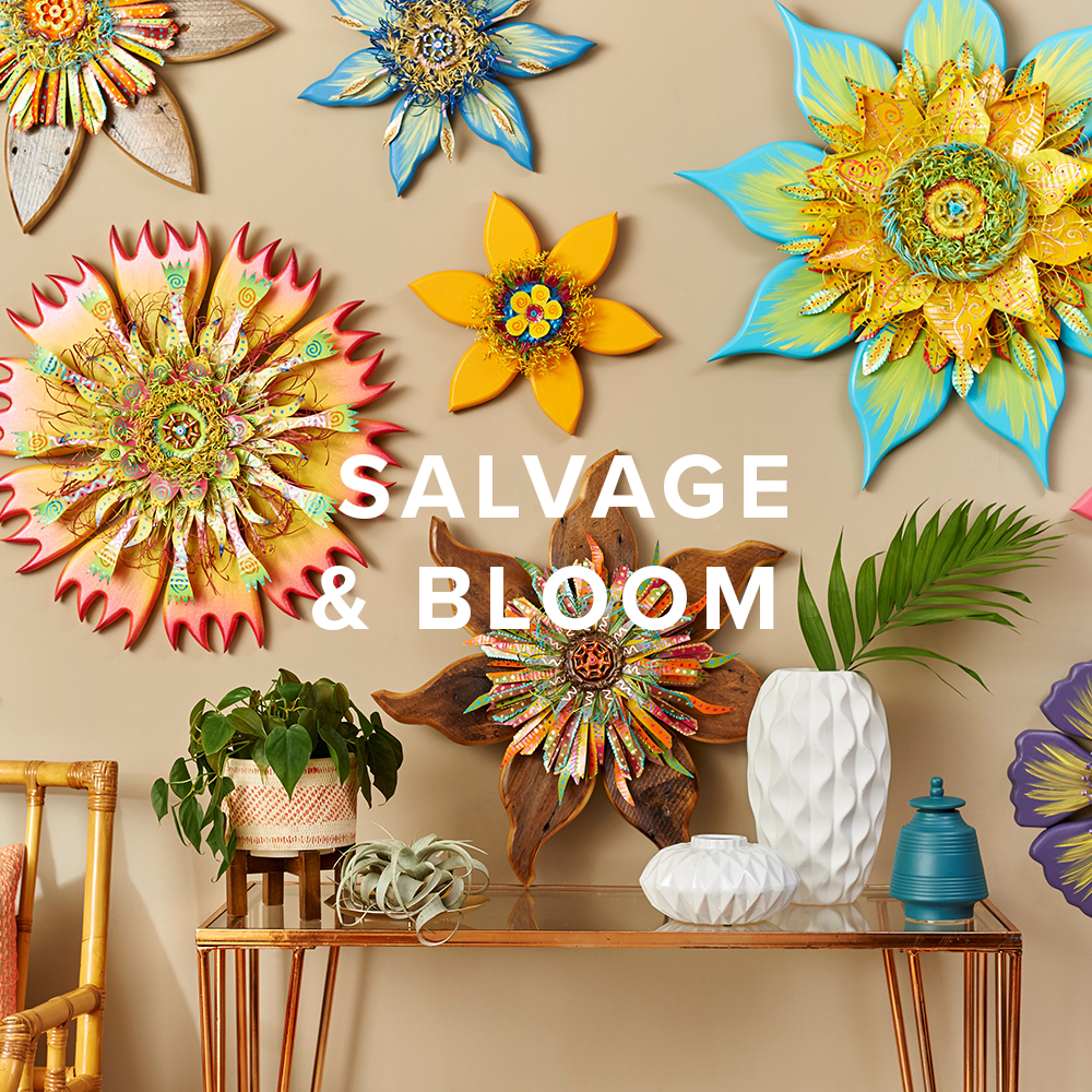 Salvage & Bloom