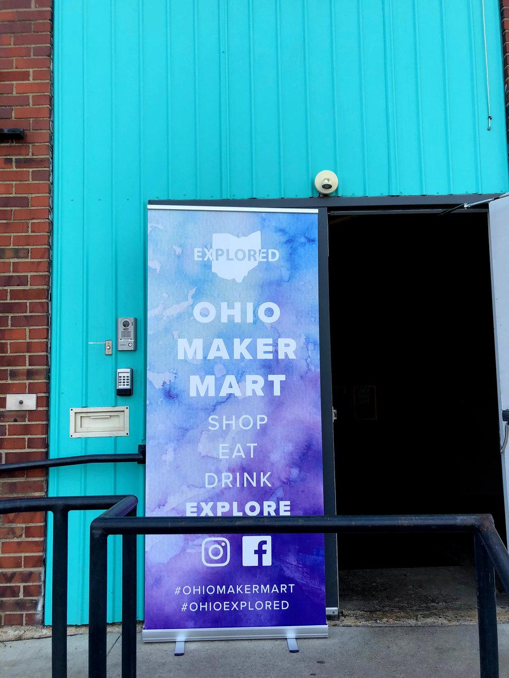 Ohio Maker Mart Ohio Explored